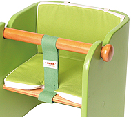 ColoColo Baby Chair:Cushion Green