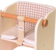 ColoColo Baby Chair:Cushion Gingham Check