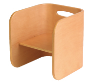 ColoColo Chair:Natural